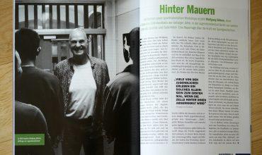 Für das Fachmagazin Handball Inside berichtete Erik Eggers über die SportGeschichten-Wochenendworkshops.